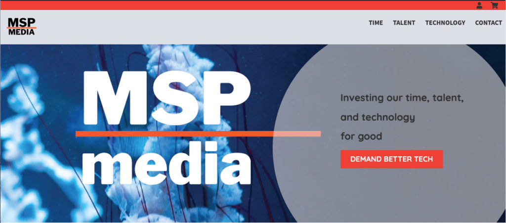 MSP Media - Demand better tech
